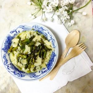 risotto con asparagi 2