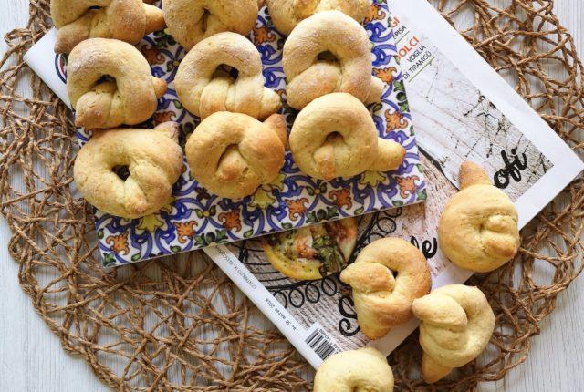 La ricetta dei biscotti della tresca