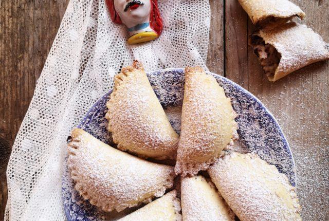 La ricetta delle cassatelle siciliane