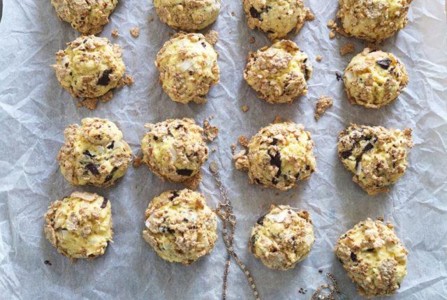 La ricetta dei biscotti rose del deserto